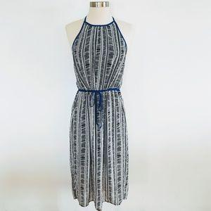 Mossimo   Modern Print Halter Dress - Sz M